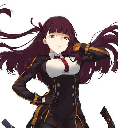 Wa2000 girls frontline drawn by inxst sample-3c4ec75a633c68b361867375910e3fe7