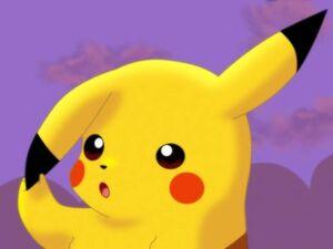 Pikachu oh