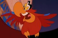 Iago i've got it