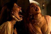 Verona and marishka scream