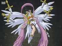 Angewomon trapped super