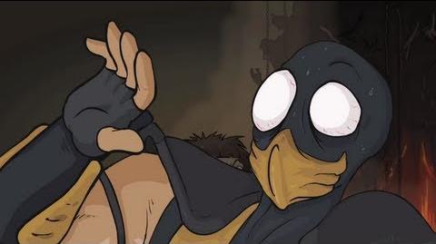 YO MAMA SO UGLY! Mortal Kombat