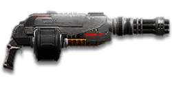 T7 Mini-Chaingun
