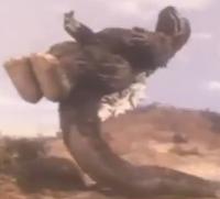 Godzilla super jump