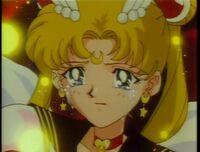 Sailor moon sad