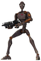 BattledroidBX-series droid commando