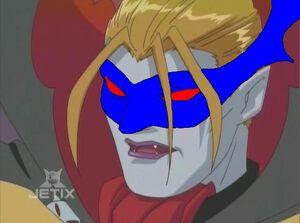 Myotismon is not thrilled super