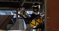 Black Dino Charge Ranger