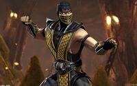 Scorpion mortal kombat 1680x1050