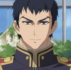 Kureto Hīragi (Anime) (2)