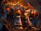 Unicron destroyer of worlds by cgfelker-d5pkpya