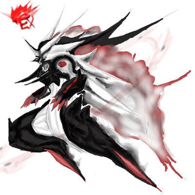 Chaos Arceus X