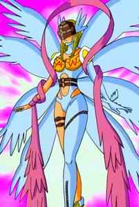 Angewomon angel of light super