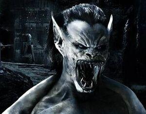 Dracula close hell beast