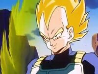 Vegeta bring it on
