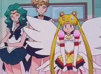 Sailors moon, uranus and neptune derp