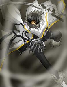 Raven blade master by 1234doe