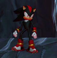 Shadow Sonic Boom Rise of Lyric