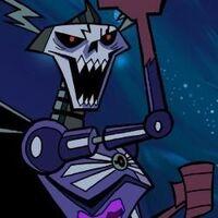 Skeleton king i'll get you for that