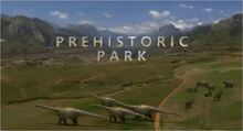 Prehistoric Park Logo