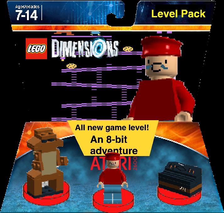 atari classics level pack  dimensionalvoyage