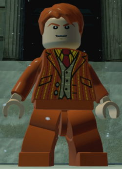 Mission Impossible Ethan Hunt Weasley Disguise