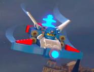 Storm fighter alternate