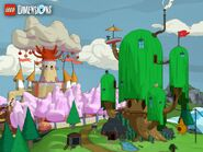 Land of Ooo Screenshot