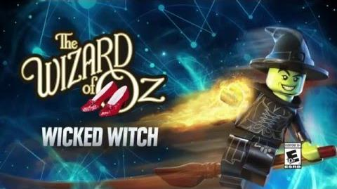 Character Spotlight Wicked Witch LEGO Dimensions