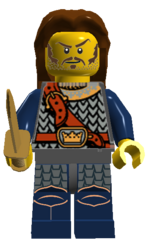 King Faror (The Flashback)
