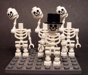 Corpse Bride lego