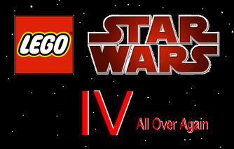 LEGO Star Wars 4 LOGO V2
