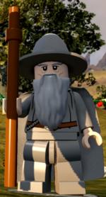 Gandalf dimensions
