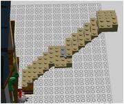 221b Baker Street Stairs 1
