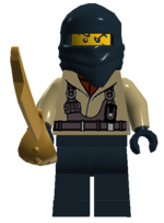 Jenkis (Hooded)