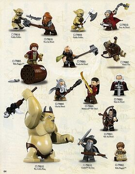 LEGO-The-Hobbit-Characters-Poster-2