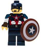 Captain avengers age of ultron lego
