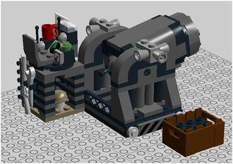The Little Hansel Gun 1