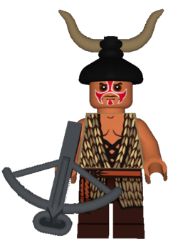 Palegon Tribesman