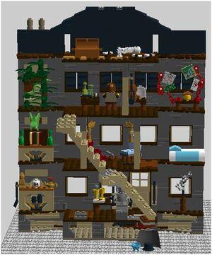 221b Baker Street inside 1