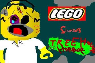 Treehouse of horror lego