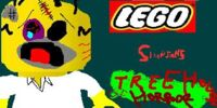 LEGO Simpsons 2: Treehouse of Horror (Video-Game)