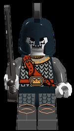 Arsamur Warrior (Cursed)