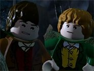 Frodo and Merry