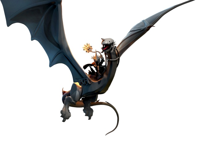 Lord Of The Rings Fell Beast Lego