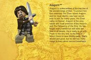 Aragorn Info