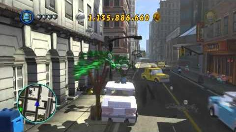 LEGO Marvel Super Heroes The Video Game - Laufey free roam