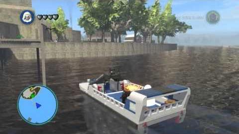 LEGO Marvel Super Heroes The Video Game - Taskmaster free roam