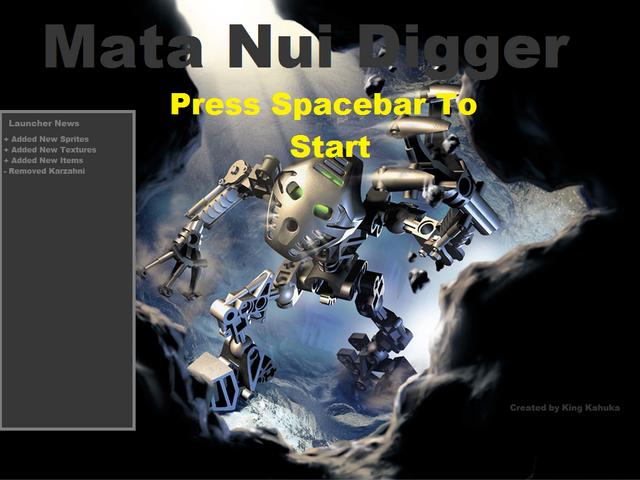 File:Mata Nui Digger - Start Menu.png
