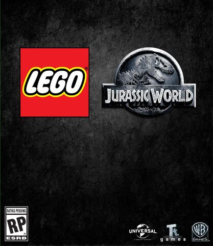 File:LEGO Jurassic World boxart.jpg